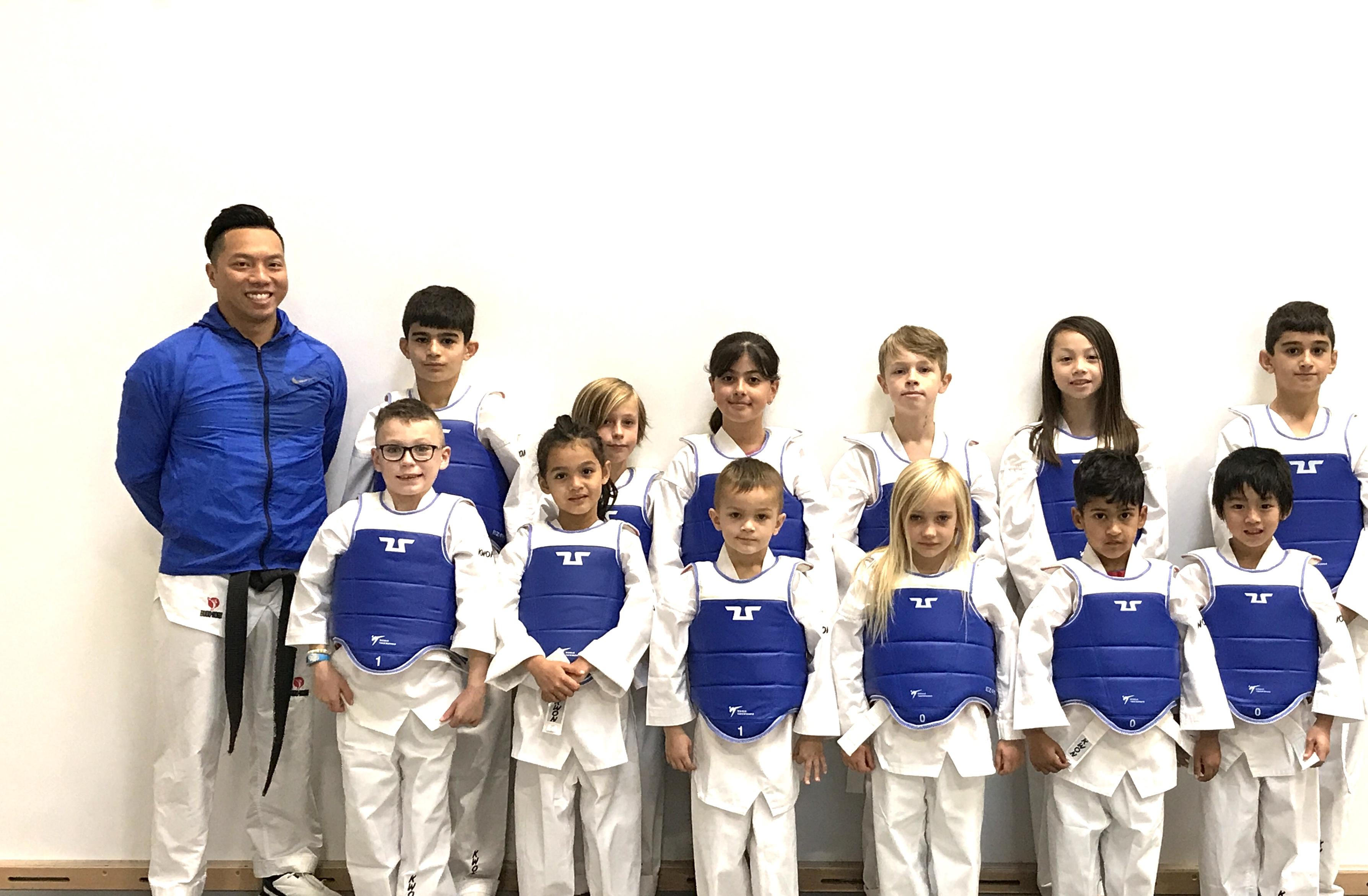 taekwondo-børn-vejle